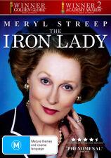 The Iron Lady NEW DVD * Meryl Streep as Margaret Thatcher Prime Minister