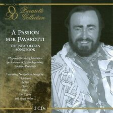 FREE US SHIP. on ANY 2 CDs! ~Used,VeryGood CD Lucian Pavarotti: Passion for Pava