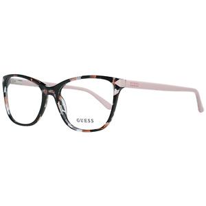 Occhiali da vista guess per donna montatura montature eyeglasses neutri glasses