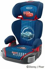 GRACO Disney Junior Maxi Plus Car Safety Seat CARS Blue From Japan Fast Shipping