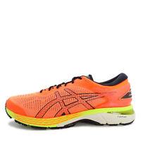 Asics GEL-Kayano 25 [1011A019-800] Men Running Shoes Shocking Orange/Black