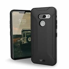 Urban Armor Gear UAG LG G8 ThinQ Scout Series ShockProof Tough Case Cover Black