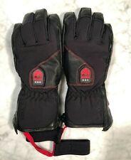 Hestra Power Heater Heated Gloves Unisex size 8 Medium Black Ski Snowboard