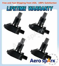 For Mazda RX-8 1.3L Ignition Coils UF501 C1459 C1688 2004-2011 New Set of 4