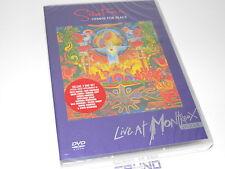 2 DVD: Santana – Hymns For Peace – Live at Montreux 2004, NEU & OVP (B4/27)