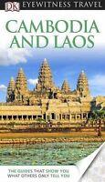 Cambodia & Laos (EYEWITNESS TRAVEL GUIDE) by DK Publishing, Iain Stewart