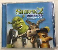 Shrek 2 Party CD 6 Songs Sung by Shrek Characters plus Karaoke Tracks