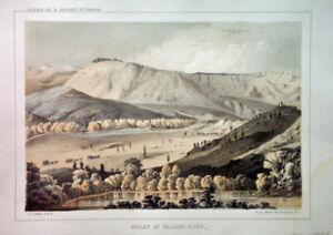 1854(56) USPRR Valley of the Williams River  [Arizona]