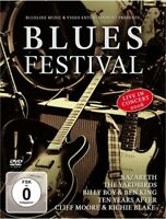 BLUES FESTIVAL - LIVE IN CONCERT 2006 - NAZARETH/THE YARDBIRDS/+  DVD NEW+