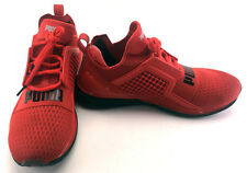 Puma Shoes Ignite Limitless Cross-trainer High Risk Red Sneakers Size 10