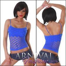 Nylon Geometric Casual Regular Size Tops & Blouses for Women