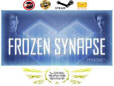 Frozen synapse pc & mac digital steam key-region free