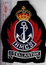 Canada Royal Canadian Navy RCN HMCS Stellarton K457 Corvette Flower Class