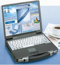 Vintage Panasonic ToughBook CF-71 Ruggedized Laptop Notebook Computer Windows 98