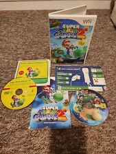 Super Mario Galaxy 2 - Nintendo Wii Game - With Manuals & DVD! - FREE P&P!