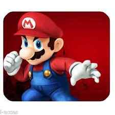New Super Mario Bros Cool Anti-Slip Mice Pad Mat Mouse Pad