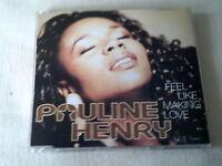PAULINE HENRY - FEEL LIKE MAKING LOVE - UK CD SINGLE
