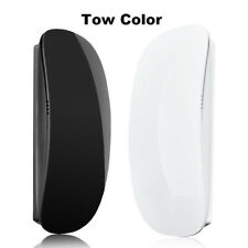 3D Mini Wireless Optical USB Multi+Touch Scroll Mouse For Apple Macbook Laptop