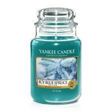 Yankee Candle Glacé Bleu Épicéa votive
