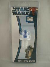 STAR WARS R2-D2 BOTTLE STOPPER | GREAT GIFT | KEEP YOUR BEVERAGE FRESH