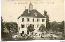 CPA - Carte postale-  France -  Meyzieux - Château du Trillet (CPV488)