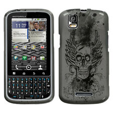 For XT610 Droid Pro Vintage Skull Hard Snap On Phone Protector Cover Case