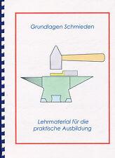 Schmieden - Grundlagen