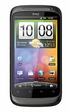 HTC  Desire S - 1,126MB - Schwarz (Ohne Simlock) Smartphone