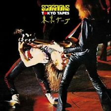 Scorpions - Tokyo Tapes - New Deluxe 2CD Album