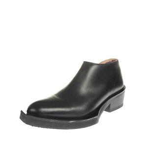RRP €180 EYTYS Leather Ankle Boots EU 41 UK 7.5 US 10 Polished Platform Sole