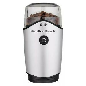 Hamilton Beach - Chamber Coffee Grinder - Stainless - New - Free Shipping