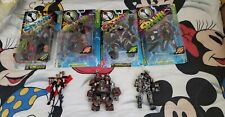 Spawn lot, Alien & Viking, nuclear spawn, Grave Digger & 4 lose w/accessories