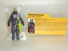 GI Joe Transformers SDCC 2012 Comic Con Purple Destro *LOOSE/COMPLETE*