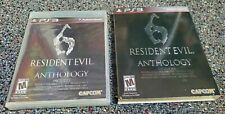 Resident Evil 6 Anthology (PlayStation 3 PS3 2012) FACTORY SEALED! - New RARE