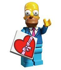 Lego Homer Simpson - Simpsons - Series 2 Mini-figures - 71009 - RETIRED LEGO