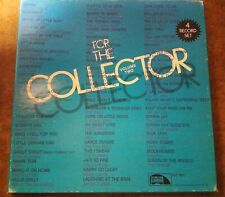 Various - For The Collector Volume Two 4 Lp - Slp 7001 Laurie Vinyl Record