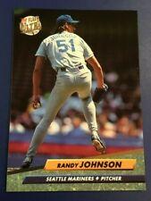 1992 Fleer Ultra # 125 RANDY JOHNSON Seattle Mariners Baseball Card MINT !