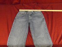 Levi Signature Mid Rise Boot Cut Women's Jeans Size: 4 Medium ~ NM 13950