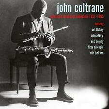 JOHN COLTRANE - AMERICAN BROADCAST COLLECTION 1951-1963  5 CD NEUF