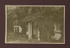 Lancashire Lancs FYLDE A Typical Cottage c1900/10s? PPC