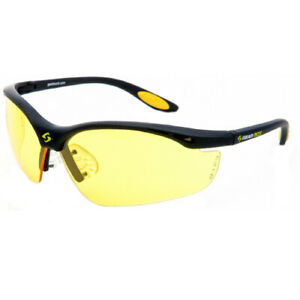 Gearbox Vision Eyewear  - Black W Amber lens  - 2021 Brand New