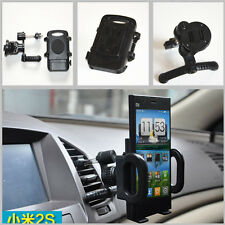 Car Cell Phone Bracket Air Vent Outlet Mount Holder Stand For iPhone 5 6 Samsung