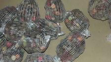 40 pre filled mesh bait balls slow / long melt pellets/ treated with feedattract