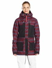 Bench Women's Wicked Printed Parka # MEDIUM