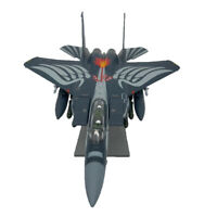 1: 100 échelle F-15 avion de chasse avion moulé sous pression à collectionner