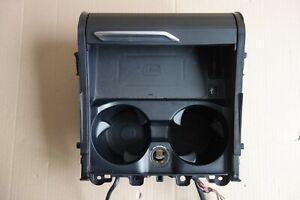 BMW X3 X4 Ablagefach Getränkehalter wireless charging Mittelkonsole vorn 9392685