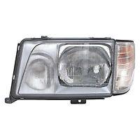 Headlight fits: Mercedes E (W124) '93- '96 Left   HELLA 1LJ 007 219-371