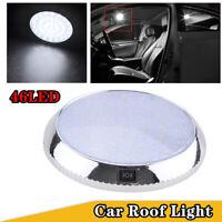 12V 46 LED Car Inside Lights Camper Van Boat Caravan Roof  Light White Home