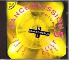 Compilation - Dance Mission Vol. 5 - CD - 1994 - Eurodance Blow Up