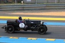 Bentley 3 Litre Tourer no7 Le Mans Classic 2018 Motorsport Photograph Picture